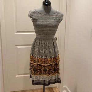Max Studio patterned dress